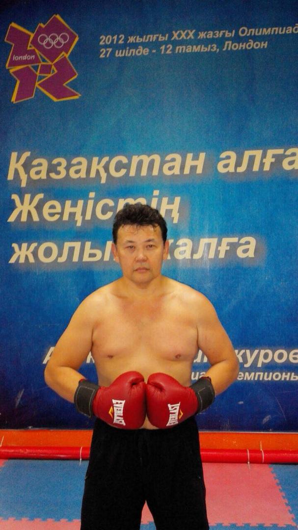 Кадыров Ермек