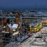 Рождественские каникулы в Беларусии