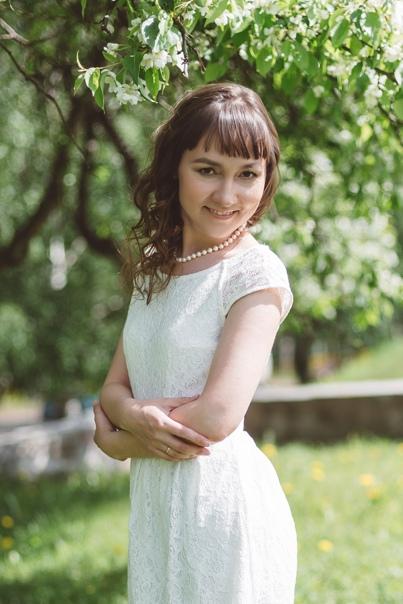 Валентина Рылова, Киров, Россия