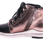 Ботинки для девочки Розовые