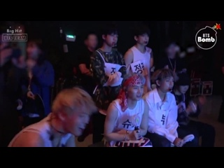 [Vietsub][BOMB] Behind the stage of 'MIC Drop' @BTS DNA COMEBACK SHOW [BTS Team]