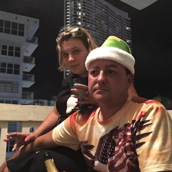 Ксения Плужникова, Miami Beach, США