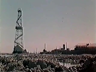 """""""Повесть о нефтяниках Каспия"""" (реж. Р.Кармен, 1953)"""