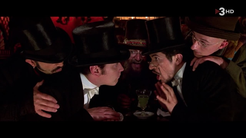 Moulin Rouge (2001) Moulin Rouge! sexy escene 07 Nicole Kidman - 01