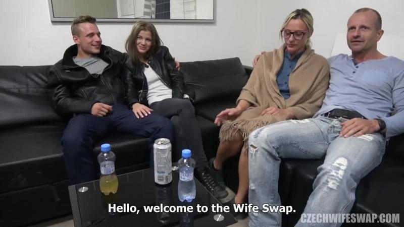 Czech Wife Swap 12 Part 1 House of Horrors New Porn, Sex, Blowjob, 2018,