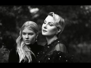 Рената Литвинова и Ульяна Добровская – backstage