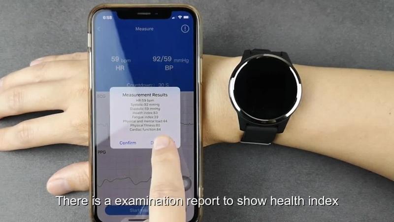 Мужские смарт часы north edge, спортивные часы для фитнеса, экг, ппг, артериального давления, пульсометра, водонепроницаемые