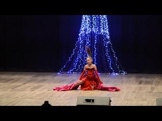 "СВТ ""Фарида""  Шульгина Арина...шоу.""Королева Bellydance 2020"""