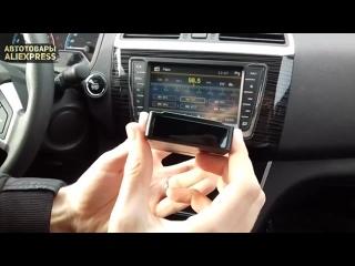 Автомобильный радар-детектор с GPS-навигатором