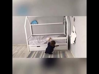 Приятно, что детки с удовольствием засыпают в наши...