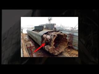 КТО ЗАТОПИЛ подводную лодку КУРСК  10 ФАКТОВ о таинственной гибели АПЛ К-141 Курск
