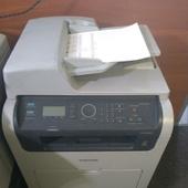 МФУ Samsung CLX-6220FX (A4, лазерный, цветной)