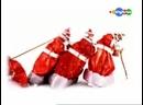 Новогодние заставки Карусель, 2010-2011