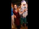 Поздравление Деда Мороза. Вечеринка мастерской танца МАНЭРА