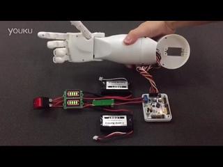 Специальная бионическая рука cgtwbfkmyfz ,bjybxtcrfz herf