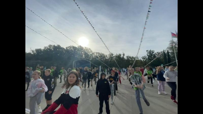 Видео от Детский лагерь Олимпийская деревня ВДЦ Орлёнок