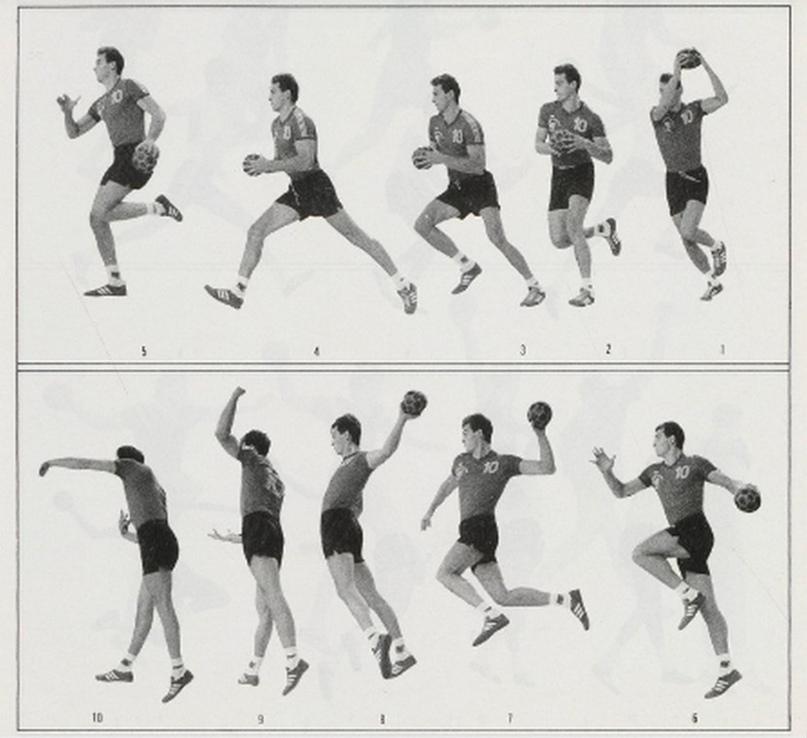 Титаны игры. Георге Груя. Белый Пеле из Румынии, научивший гандболу мексиканцев, изображение №6