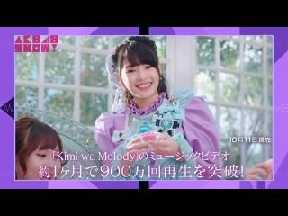 [Perf] BNK48 - Kimi wa Melody @ AKB48 SHOW [14 Oct 2018]