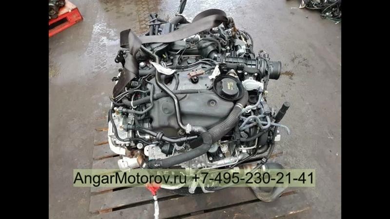 Купить Двигатель 306DT Land Rover DiscoveryRange Rover SportVelar Jaguar F-Pace XE XF XJ 3.0 D с навесным