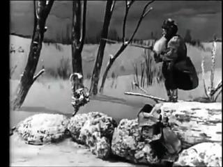 Мультфильм «Рождество обитателей леса». Производство - АО А. Ханжонкова и К°, 1912 год. Автор - Владислав Старевич