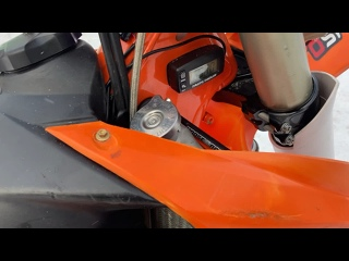 KTM 450 SXF c snowrider  китом...
