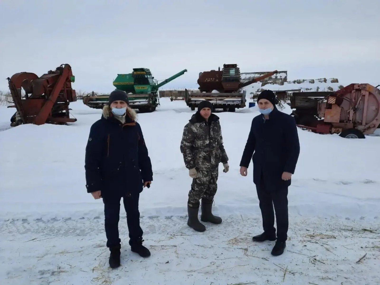 Петровские фермеры могут принять участие в программе «Агростартап»