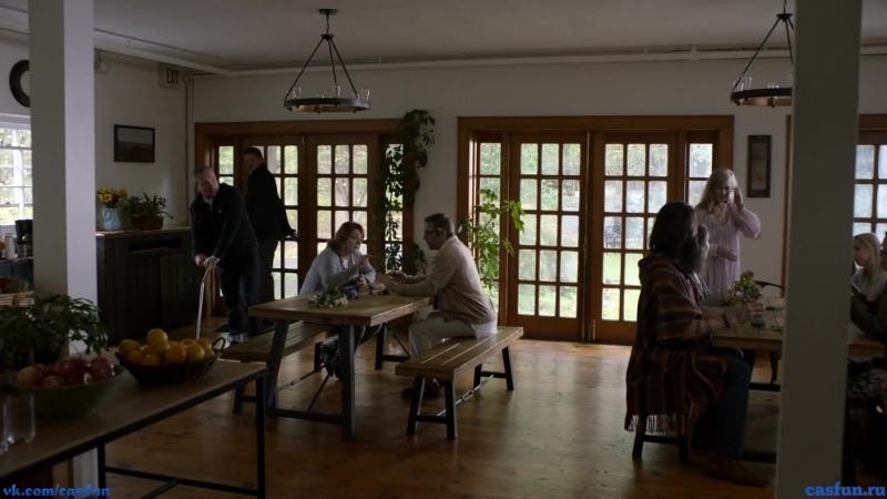 Простой разговор с мошенником сектантом сериал Рэй Донован