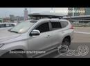 Каркасные автошторки Esco Mitsubishi Pajero Sport
