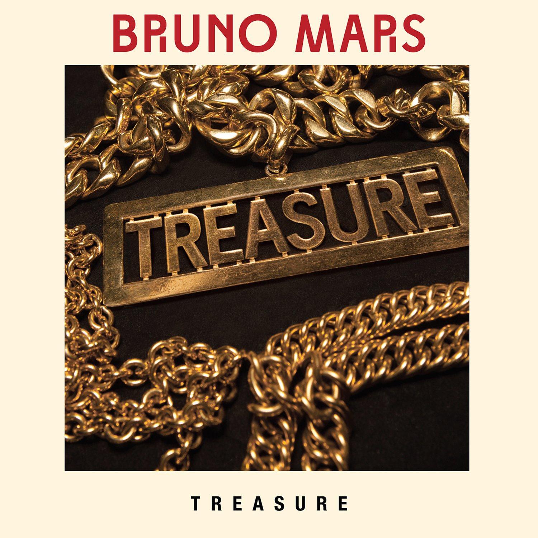 Bruno Mars album Treasure Remix EP