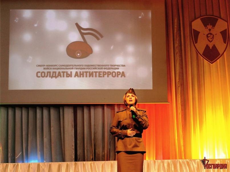 В Росгвардии Томской области прошёл второй этап смотра-конкурса художественной самодеятельности «Солдаты антитеррора», изображение №7
