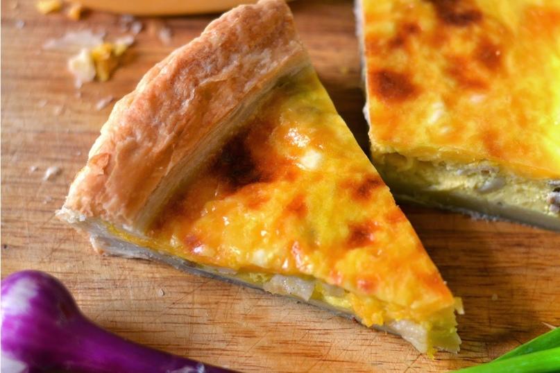 Быстрый слоеный сырный пирог! Мультиварка и простые рецепты для мультиварки