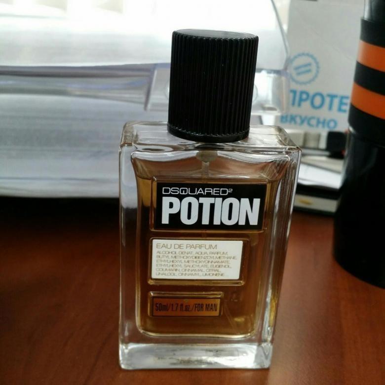 Dsquared2 Potion (мен) 100 ml. 1600 руб