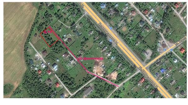 Продаётся земельный участок для ИЖС площадью 12 со...