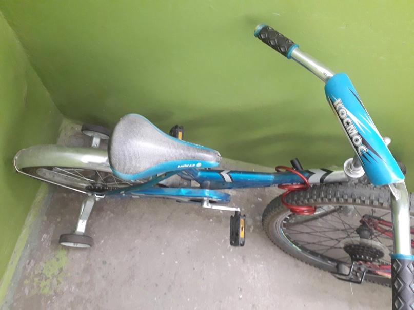 Продается велосипед в отличном | Объявления Орска и Новотроицка №23680