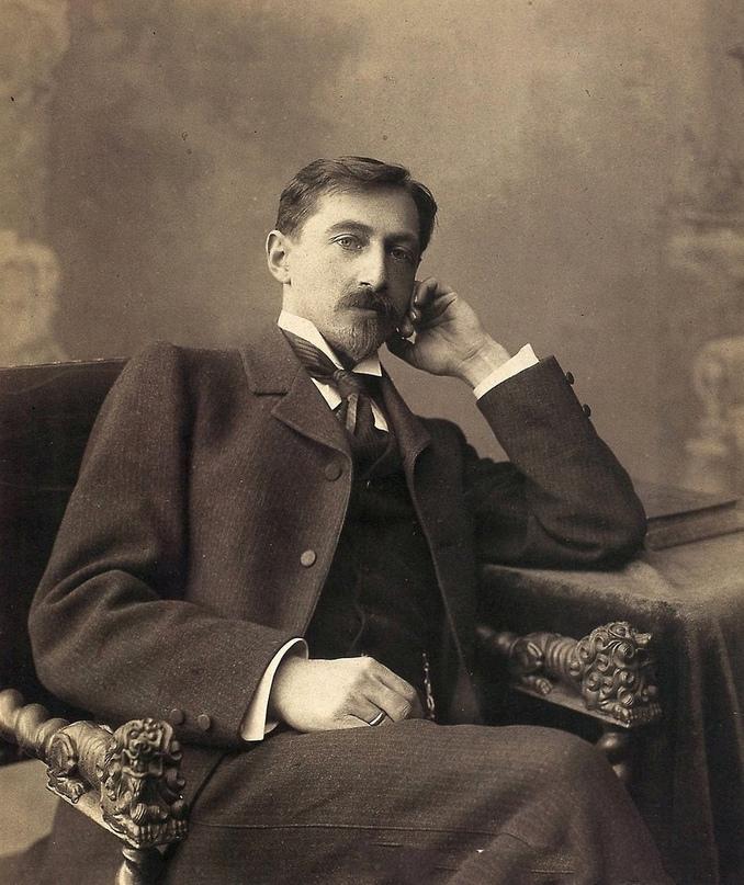 22 октября - День рождения Ивана Алексеевича Бунина - писателя, поэта, переводчи...