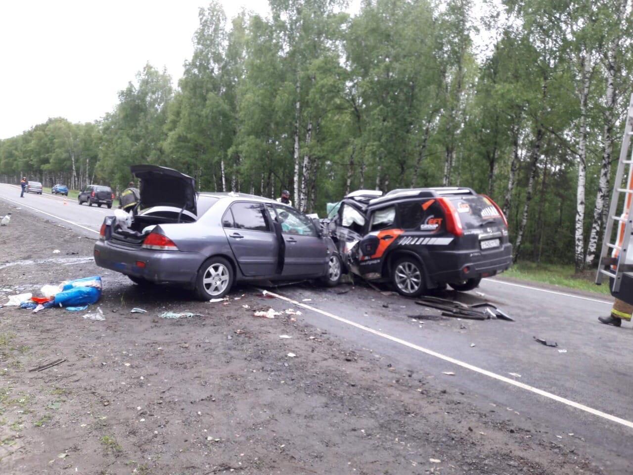 смертельная авария на семеновской трассе Нижний Новгород - киров