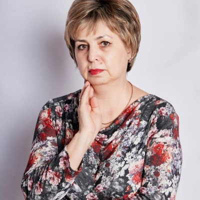 Елена Вахрушева