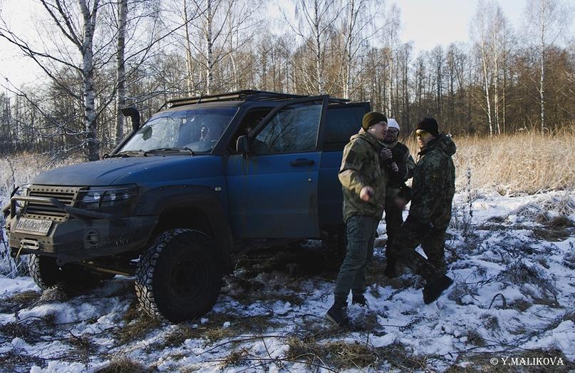 Командующий «Жёлтой» стороны генерал Астро инструктирует о дальнейших действиях по прорыву нашего броневика на дальние точки