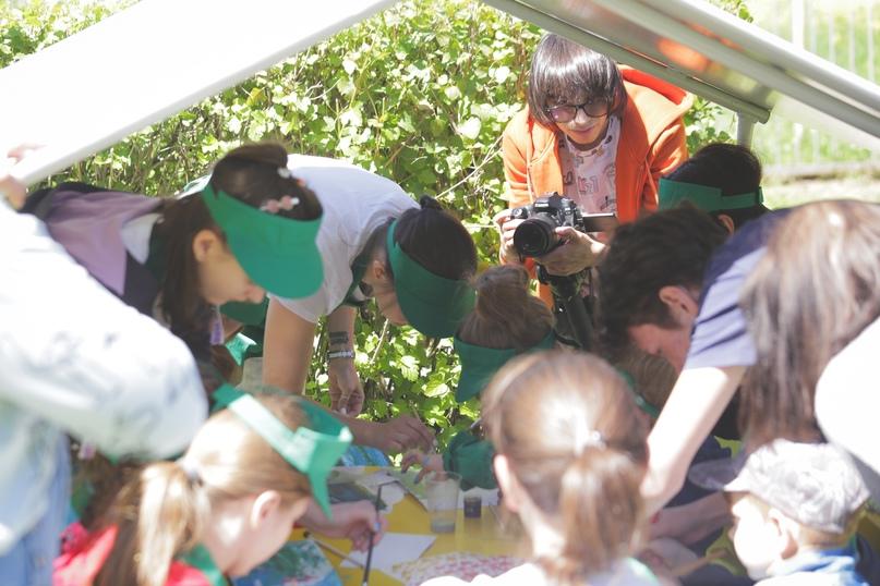 Воспитанников Таремского детского дома навестили сотрудники «Союза Маринс Групп», изображение №7
