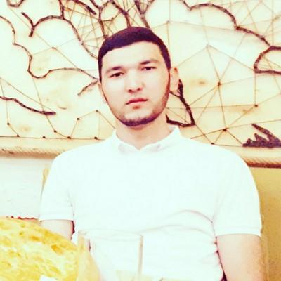Jahongir Sharipov