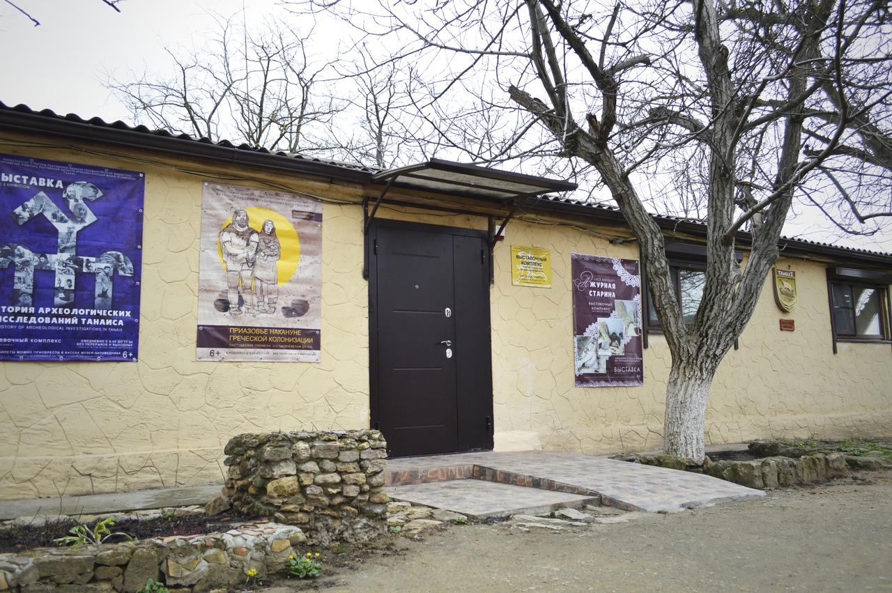 Открытие обновленного Выставочного комплекса в археологическом музее-заповеднике «Танаис»