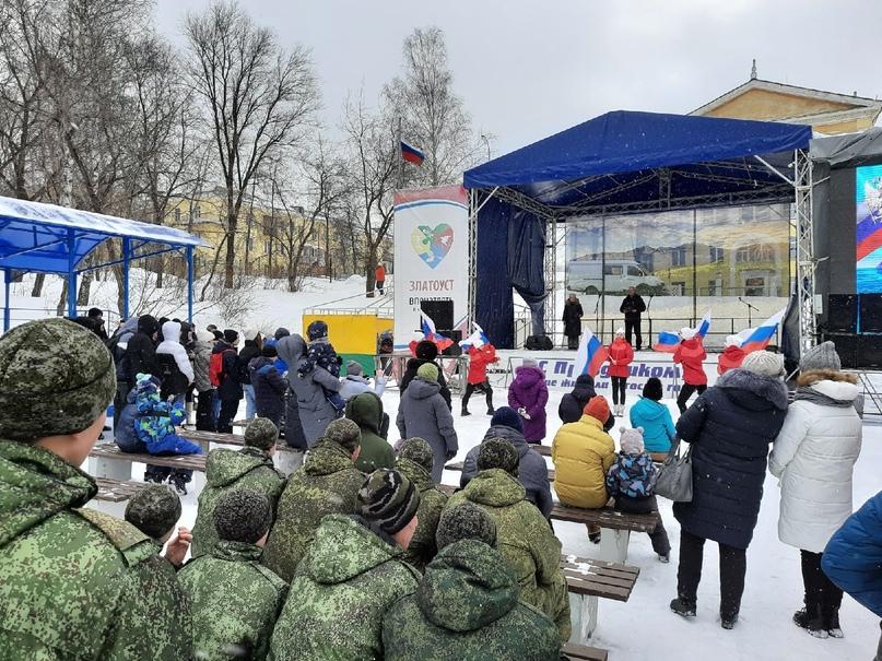 Прощание с зимой в с. Веселовка., изображение №5