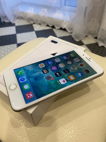 Apple iPhone 8 Plus 256 ГБ
