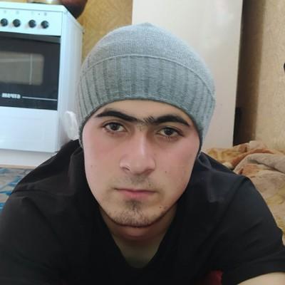 Ахмад Гафуров