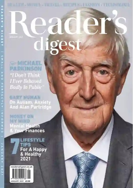 Readers Digest UK - January 2021