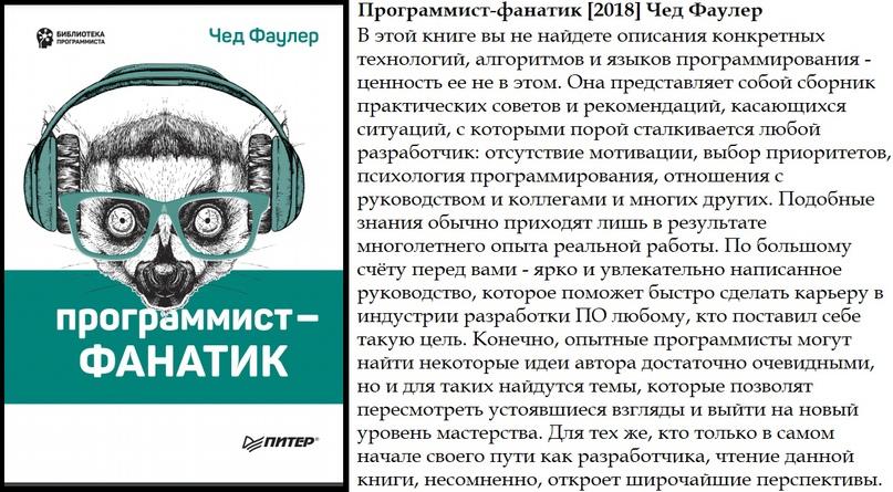 Программист-фанатик [2018] Чед Фаулер