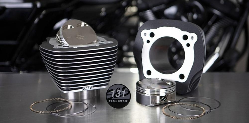 S&S Cycles выпустили новый комплект для мотора H-D M8