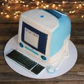3D Мастичный торт