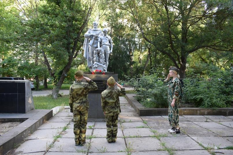 ДЕНЬ ПАРТИЗАН И ПОДПОЛЬЩИКОВ, изображение №44
