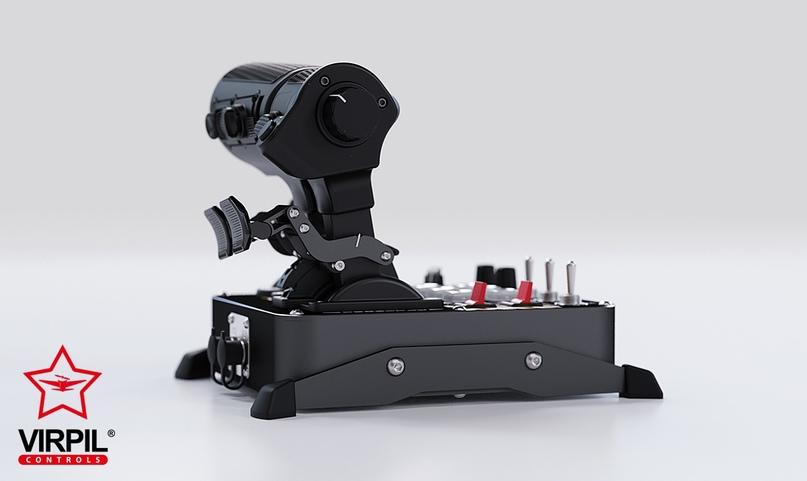 Представляем VPC MongoosT-50CM3 Throttle!, изображение №3